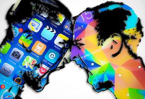 iPhone kullanıcıları Samsung sahipleri kadar mutlu değil