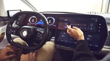 Fransız devi Renault, SYMBIOZ ile 2030 yılına ışık tutuyor.