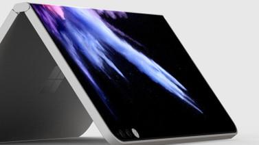 Microsoft'un katlanabilir akıllı telefonu sızdırıldı