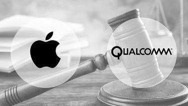 Qualcomm, iPhone X'un satışlarını durdurmak için dava açtı!