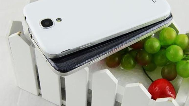 Galaxy S4'ün çakması benzerliği ile şaşırtıyor!