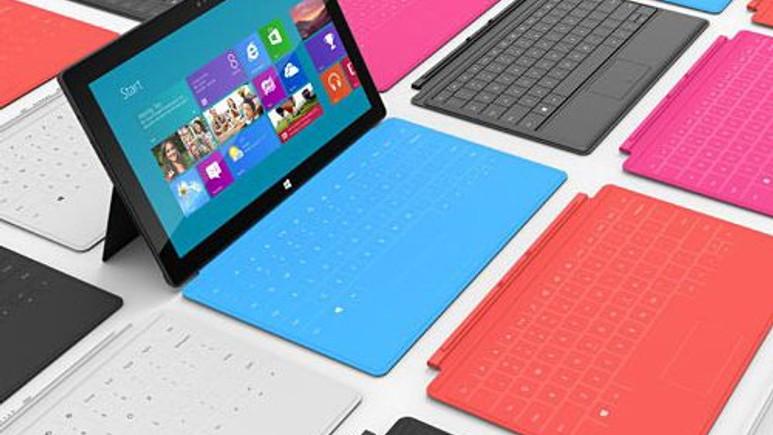 Microsoft'un katlanabilir tableti böyle olacak!