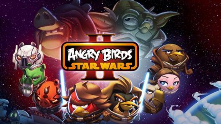 Angry Birds Star Wars II: Domuzların tarafına katılın!