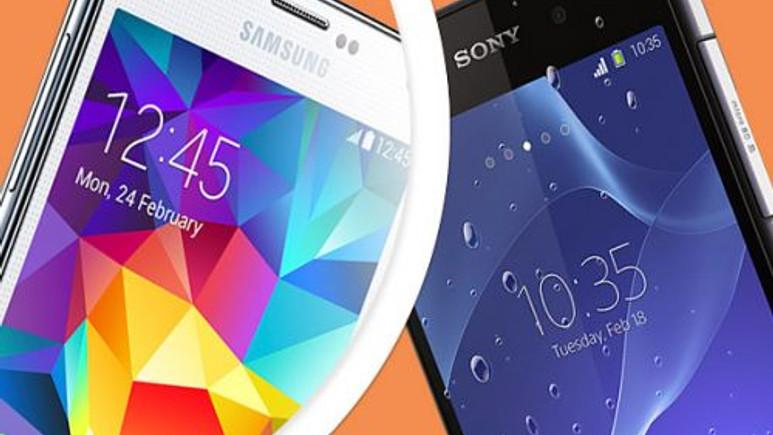 Galaxy S5, Xperia Z2, LG G Pro 2 ve diğerleri çıkış tarihleri