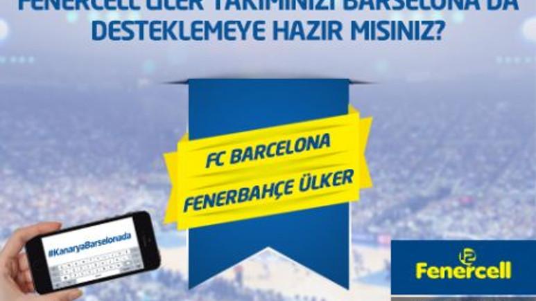 En yaratıcı tweet taraftardan, FC Barcelona - Fenerbahçe Ülker Maçı Fenercell'den