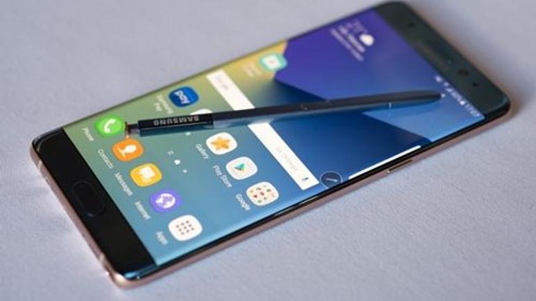 Samsung, Galaxy Note 7 için tehlikeli madde izni aldı