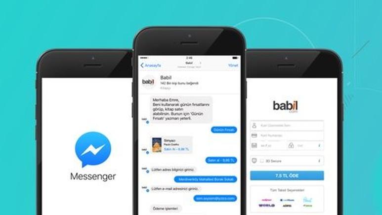 Yerli ödeme sistemi Messenger yolunda!