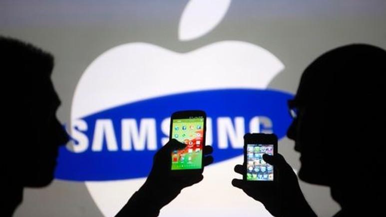 Samsung, Apple'a 119 milyon dolar tazminat ödeyecek!