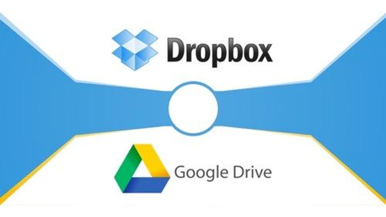 Google Drive ve Dropbox'a erişim engeli!