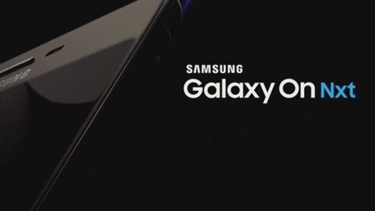 Tamamen metal Samsung Galaxy On Nxt yakında geliyor