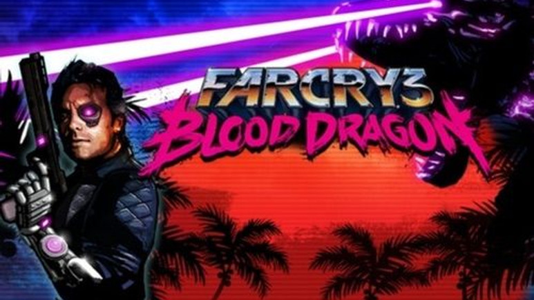 Far Cry 3: Blood Dragon ücretsiz oldu!