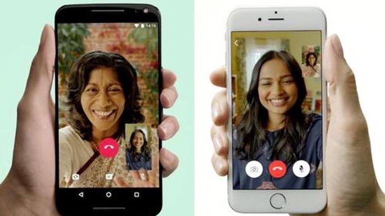 WhatsApp'ın görüntülü görüşme özelliği herkese sunuldu!
