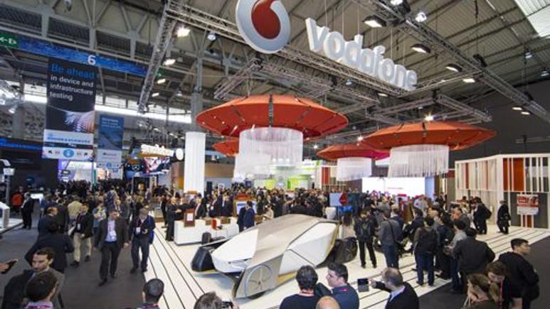 Vodafone,  geleceğin ulaşım teknolojilerini tanıttı