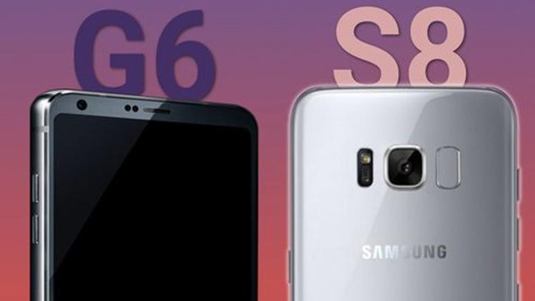 Galaxy S8 ve S8+ diğer telefonlara göre ne kadar büyük?