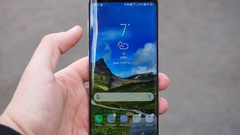 Galaxy S8 için en iyi temalar