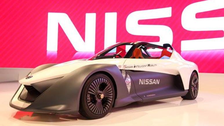 İstanbul Autoshow'da Nissan rüzgarı