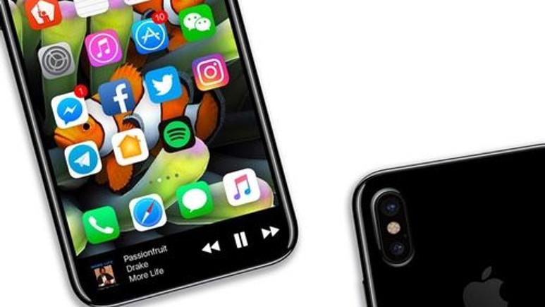 iPhone 8'in canlı görüntüleri ve daha fazlası sızdırıldı