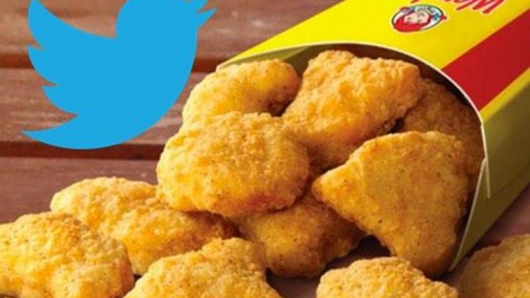 Twitter'da kıtır tavuk isteyen kullanıcı retweet rekoru kırdı!