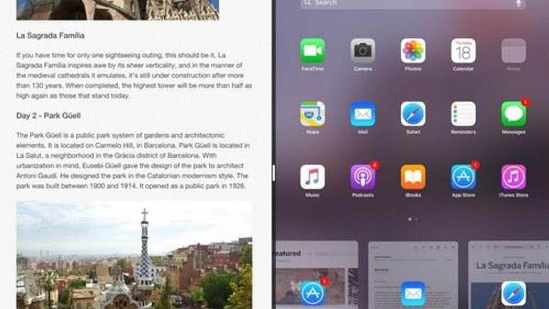 iOS 11 için iştah kabartan konsept tasarım (Video)