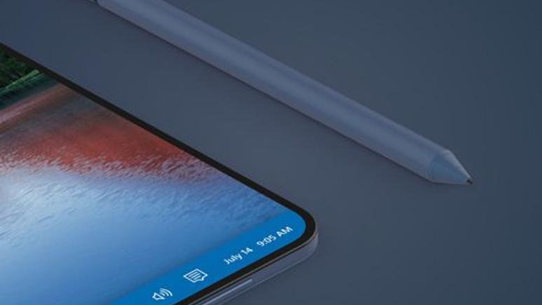 Microsoft Surface Note akıllı telefon katlanabiliyor!