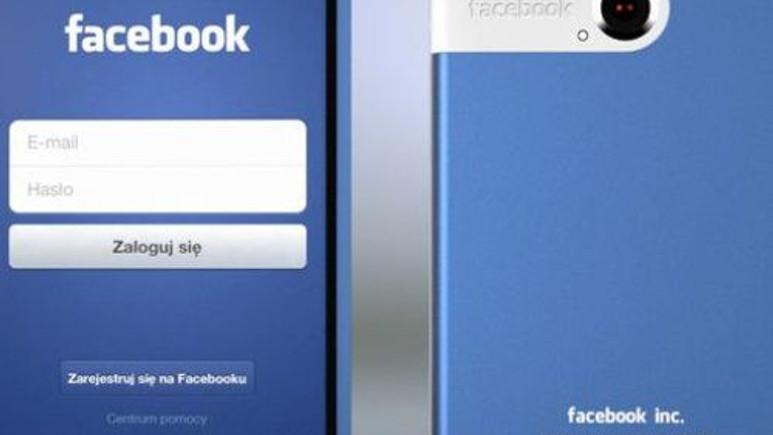 Facebook, telefon üretebilir!