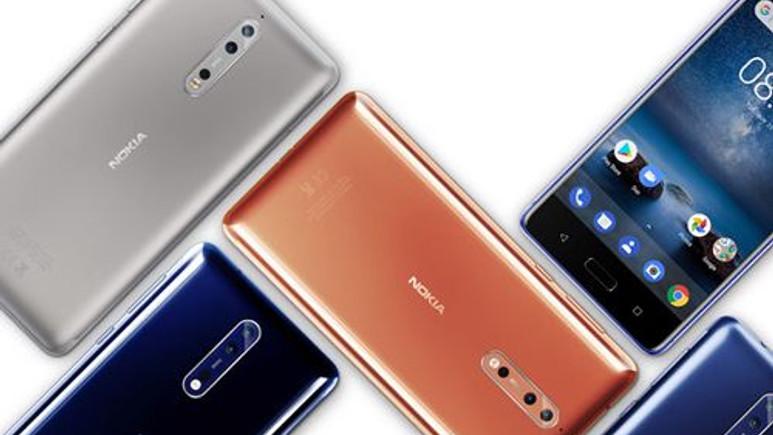 Nokia 8'i benzersiz kılan 4 şey