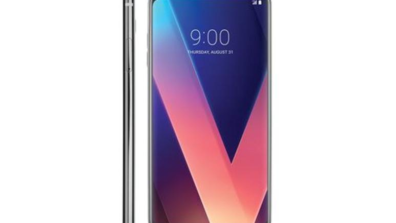 LG V30 en net haliyle karşınızda!
