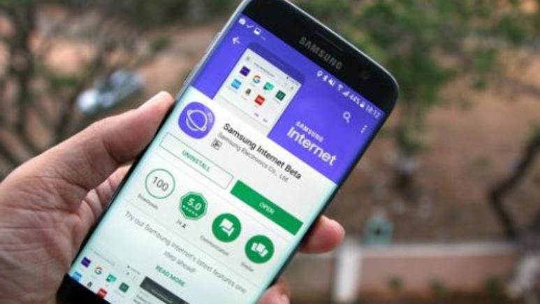 Samsung Internet Browser'a yepyeni özellikler geldi!