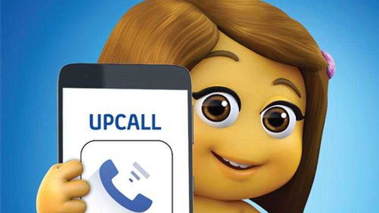 UpCall ile bilinmeyen numara kalmayacak