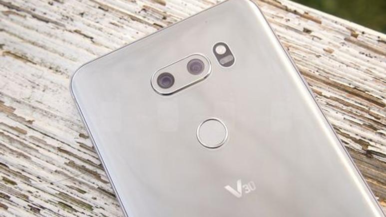 LG V30 kutu açılışı (Video)