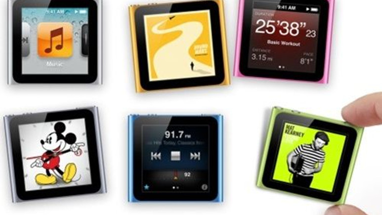 Apple, 6. nesil iPod Nano desteğini bitirdi!
