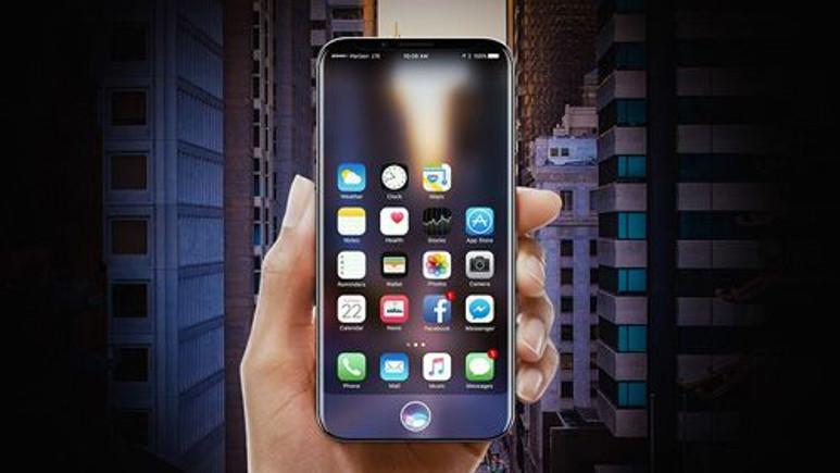 Uygulamalar iPhone 8'de nasıl görünecek?