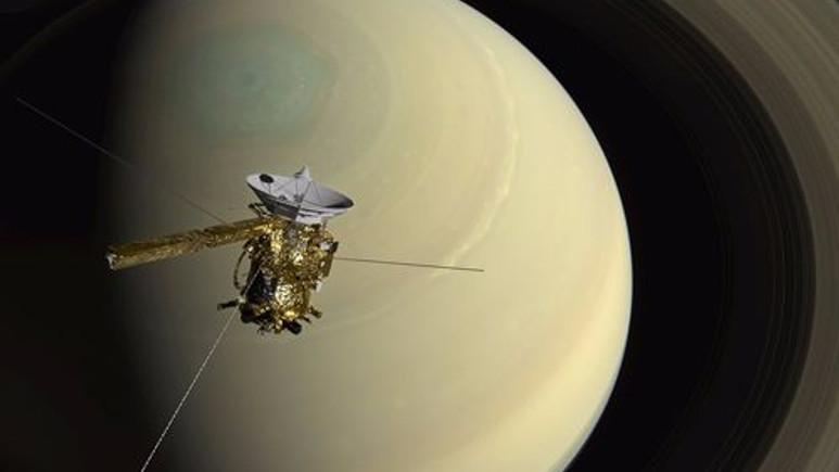 Satürn'ün görebileceğimiz son yakın çekim fotoğrafları