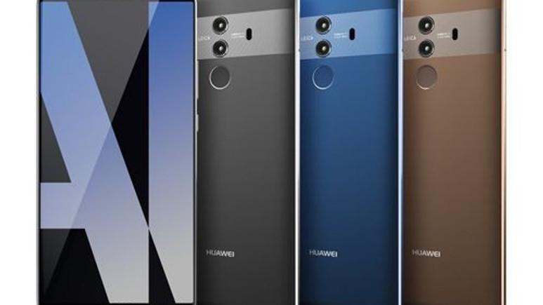 Huawei Mate 10 Pro, Smartpen ile gelebilir