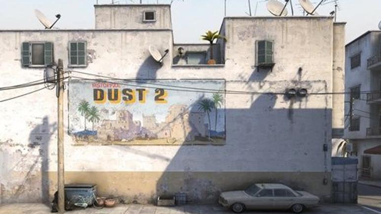 Counter-Strike'un Dust2 haritası yenileniyor!