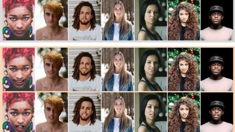 Araştırmacılar, fotoğrafları canlandırmayı başardı!