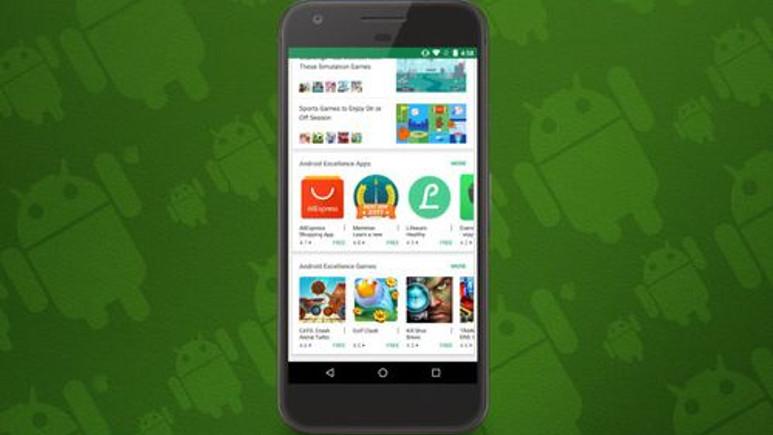 Google, Android Excellence ile App Store'a rakip olacak!