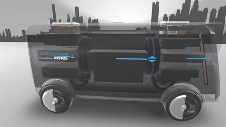 Ford, geleceğin teknolojilerini tanıttı!