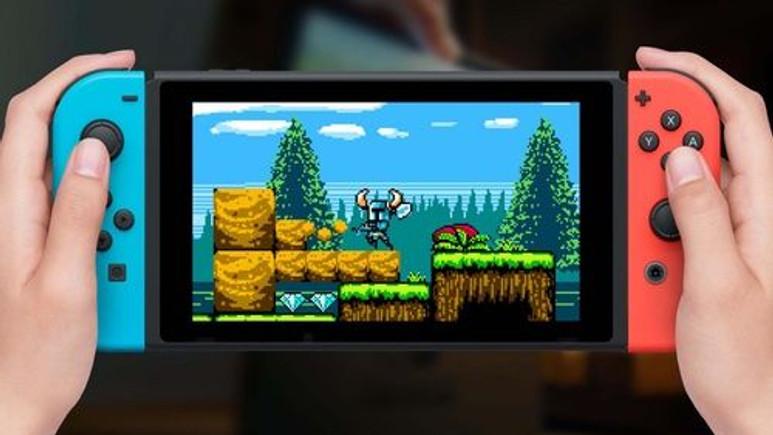 Nintendo Switch, Indie oyunlar ile coşacak!