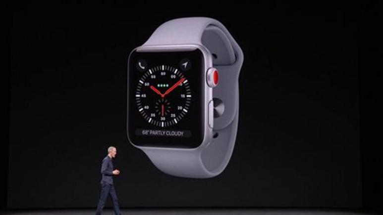 Apple Watch 3 tanıtıldı! İşte özellikleri!