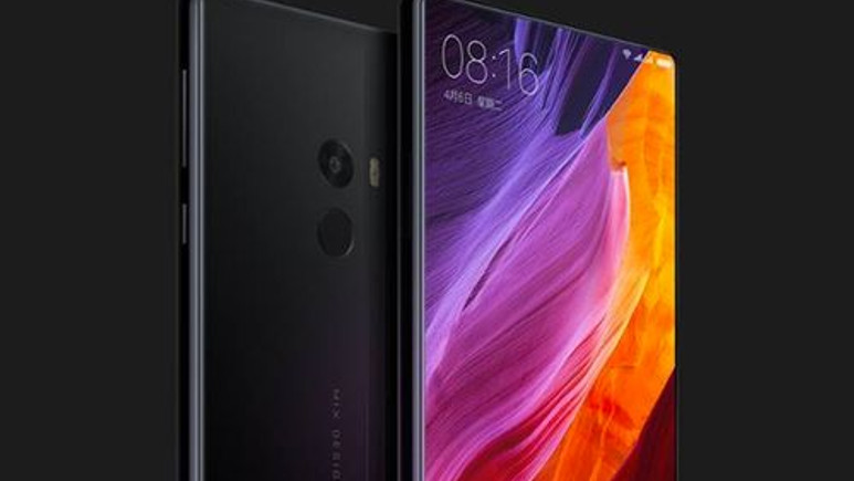Xiaomi Mi MIX 2 bomba gibi geliyor