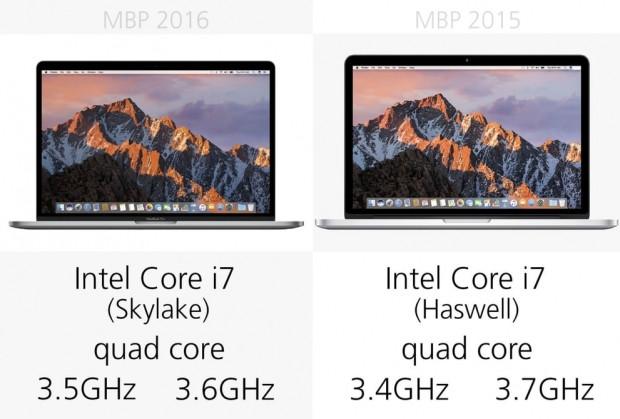 15-inç MacBook Pro 2016 ve 2015 karşılaştırma - Page 4