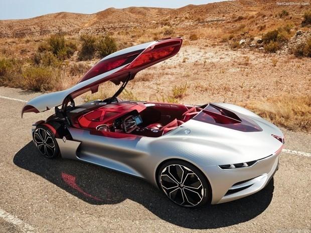 "2017'nin en güzel Konsept Otomobili"" Renault TREZOR - Page 1"