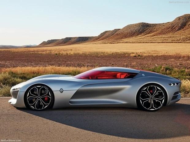 "2017'nin en güzel Konsept Otomobili"" Renault TREZOR - Page 3"