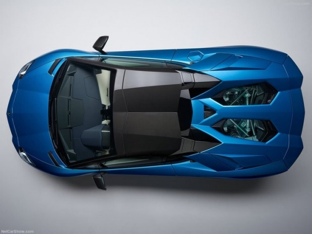 2018 Lamborghini Aventador S Roadster - Page 4