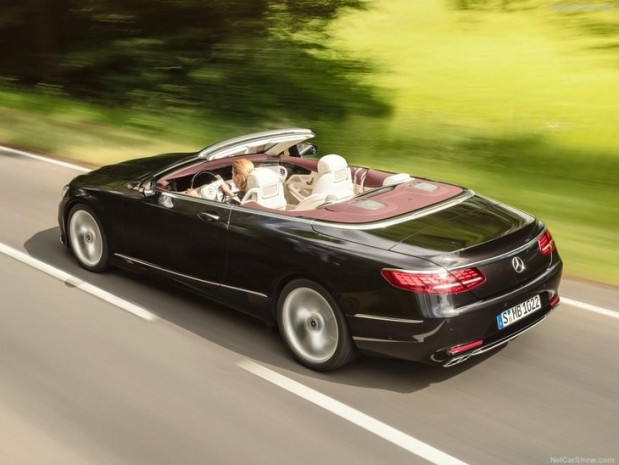 2018 Mercedes-Benz S-Class Cabriolet - Page 2