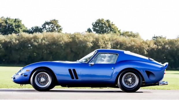 Açık arttırmada satılan en pahalı araç Ferrari 250 GTO - Page 1