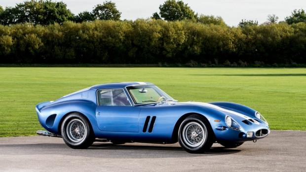 Açık arttırmada satılan en pahalı araç Ferrari 250 GTO - Page 2