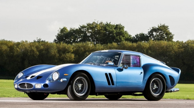 Açık arttırmada satılan en pahalı araç Ferrari 250 GTO - Page 4