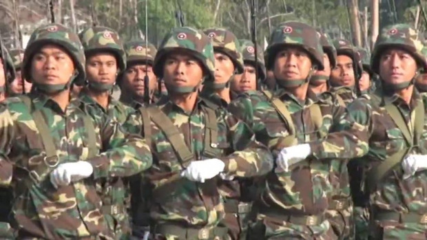 Bunlar da dünyanın en güçsüz 10 ordusu - Page 1